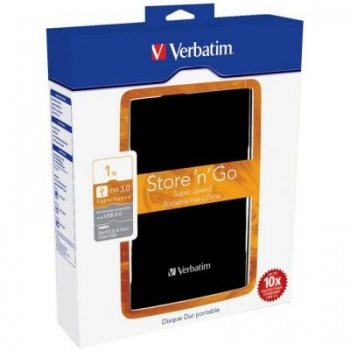 VERBATIM HDD 1TB 2.5 (53023)