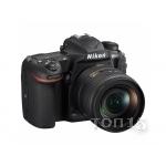 Зеркальные фотоаппараты NIKON D500 AF-S DX NIKKOR 16-80mm F/2.8-4E ED VR