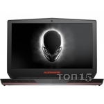 Ноутбуки DELL ALIENWARE 15 (i7-6700HQ / 16GB RAM / 1TB HDD + 256GB SSD / GTX970M / UHD)