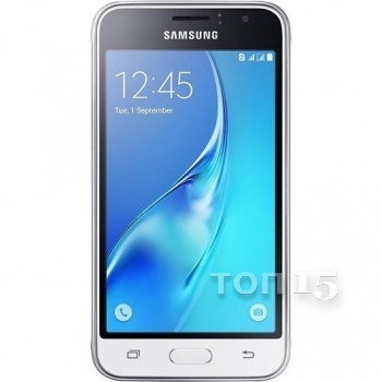 Смартфоны SAMSUNG J120 GALAXY J1 (2016) 8GB DUOS WHITE