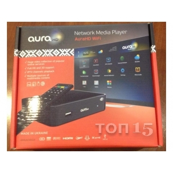 AURA HD TV Wi-Fi
