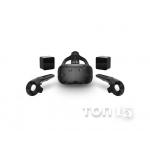 Гаджеты и аксессуары HTC VIVE VIRTUAL REALITY HEADSET BLACK (99HAHZ044-00)