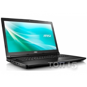 Ноутбуки MSI CX62 7QL (CX627QL-058US)