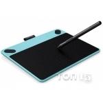Графические планшеты WACOM INTUOS DRAW PEN S BLUE (CTL-490DB-N)