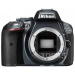 Зеркальные фотоаппараты NIKON D5300 BODY (БУ)