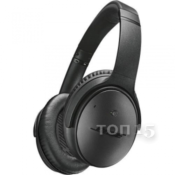 BOSE QUIETCOMFORT 25 BLACK FOR APPLE (WWW 715053-0010)