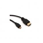 Кабели и переходники HDMI TO MICRO HDMI  (HDMIMICRO6FT)
