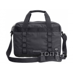 Сумки для ноутбуков STM BOWERY SHOULDER BAG FOR 13LAPTOPS/TABLETS  GRAPHITE (SMT-112-089M-16)