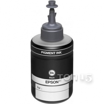 Расходные материалы EPSON M100/M105/M200 black (140мл) (C13T77414A)
