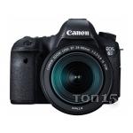 Зеркальные фотоаппараты CANON EOS 6D (WG) KIT EF24-105 IS STM