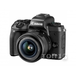 Зеркальные фотоаппараты CANON EOS M5 KIT EF-M5-45 IS STM