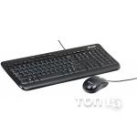 Клавиатуры MICROSOFT WIRED DESKTOP 600 FOR BUSINESS (3J2-00015)
