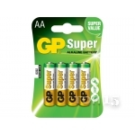 Аксессуары IT GP SUPER ALKALINE AA (GP15A-2UE4)