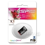 USB флэш SILICON POWER TOUCH T06 32GB USB2.0 (SP032GBUF2T06V1K)