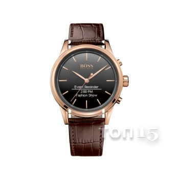 Smart часы HP BOSS CLASSIC SMARTWATCH ROSE GOLD X8U58AA