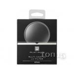Светофильтры PLATINUM MULTI-COATED UV FILTER 67mm