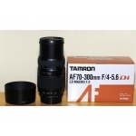 Объективы TAMRON AF 70-300mm f/4-5.6 Di LD MACRO 1:2 FOR CANON