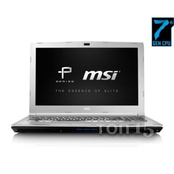 Ноутбуки MSI PE60 7RD (PE607RD-059US)