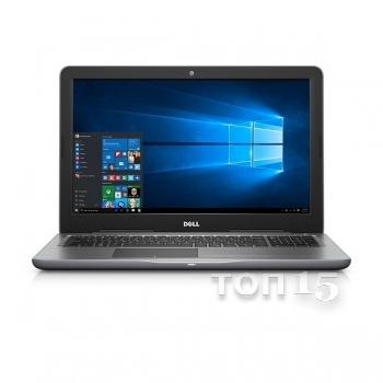 Ноутбуки DELL INSPIRON 15 i5567-9109GRY (I5-7200U / 8GB RAM / 1TB HDD / HD GRAPHICS / HD / WIN10)