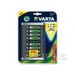 Аксессуары IT VARTA LCD MULTI CHARGER UP-TO 8xAAA/AA