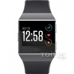 Smart часы FITBIT IONIC WATCH CHARCOAL / SMOKE GRAY ONE SIZE ( S & L INCLUDED ) FB503GYBK