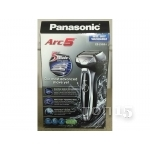 Бритвы PANASONIC ARC5 5-BLADE CORDLESS SHAVER WITH SHAVE SENSOR TECHNOLOGY AND WET/DRY CONVENIENCE (ES-LV65-S851)