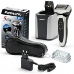 Бритвы PANASONIC ARC5 5-BLADE WET/DRY ELECTRIC SHAVER WITH SHAVE SENSOR TECHNOLOGY AND AUTOMATIC CLEANING/CHARGING STATION (ES-LV95-S851)