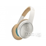 Наушники BOSE QUIETCOMFORT 25 ACOUSTIC NOISE CANCELLING HEADPHONES WHITE  APPLE DEVICES (WW715053-0020) (БУ)