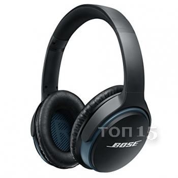 Наушники BOSE SOUNDLINK AROUND-EAR WIRELESS HEADPHONES II BLACK (741158-0010)