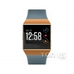 Smart часы FITBIT IONIC WATCH SLATE BLUE / BURNT ORANGE ONE SIZE ( S & L INCLUDED ) FB503CPBU