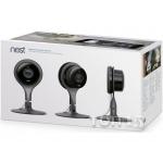 Камеры наблюдения NEST CAM INDOOR 3 PACK NC1104US