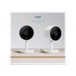 Камеры наблюдения NEST CAM INDOOR IQ 2 PACK NC3200US