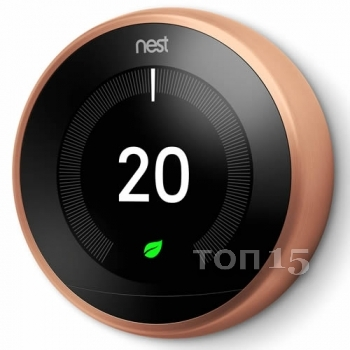 Термостаты NEST LEARNING THERMOSTAT COPPER T3021US