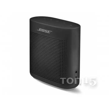 BOSE SOUNDLINK COLOR 2 II SOFT BLACK (752195-010R) REFURBISHED
