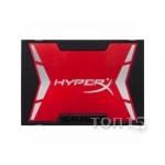 SSD диски KINGSTON HYPERX SAVAGE SSD 480GB (SHSS37A/480G)