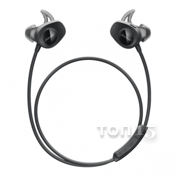 Наушники BOSE SOUNDSPORT BLACK (761529-0010)