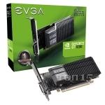 Видеокарты EVGA GEFORCE GT1030 2GB (02G-P4-6332-KR)