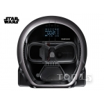 Пылесосы роботы SAMSUNG POWERBOT VR7000 DARTH VADER EDITION SR1AM7040W9