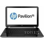 Ноутбуки HP PAVILION 15-CD035WM (1KT34UA)
