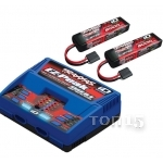Аксессуары IT BATTERY CHARGER COMPLETER PACK WITH 5000mAh 11.1V 3-CELL 25C LiPO BATTERY 2