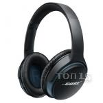 Наушники BOSE SOUNDLINK AROUND-EAR WIRELESS HEADPHONES II BLACK (741158-0010) (ПОВРЕЖДЕННАЯ КОРОБКА)
