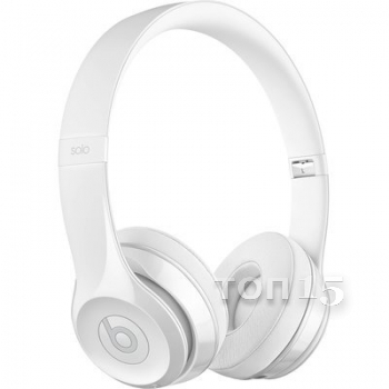 Наушники BEATS SOLO 3 WIRELESS ON-EAR MATTE SILVER FOR APPLE DEVICES (MR3T2)