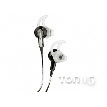 Наушники BOSE BLACK AND WHITE MIE2 (326223-0120)