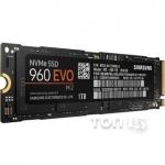 SSD диски SAMSUNG SSD960 EVO 1TB MZ-V6E1T0BW