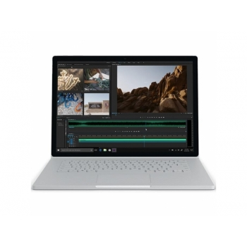 Ноутбуки MICROSOFT SURFACE BOOK 2 15 i7 16GB 1TB SILVER (FVH-00001)
