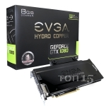 Видеокарты EVGA GEFORCE GTX 1080 HYDRO COPPER (08G-P4-6299-KR)