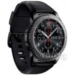 Smart часы SAMSUNG SM-R760 GEAR S3 FRONTIER SPACE GRAY (SM-R760NDAASEK)