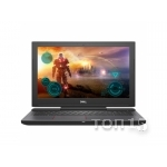 Ноутбуки DELL INSPIRON 15 7577 (i75781S1DL-418) (I7-7700HQ / 8GB RAM / 1TB + 128GB SSD / NVIDIA GEFORCE GTX1050TI WITH 4GB/ FHD / LINUX)