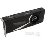 Видеокарты MSI GEFORCE GTX 1080 AERO 8G OC (912-V336-087)