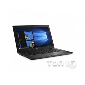 Ноутбуки DELL LATITUDE 12 7280 (8HRPD) (I7-7600U / 8GB RAM / 256GB SSD / INTEL HD GRAPHICS 620 / HD / WIN10)